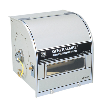 GeneralAire 81 24v Drum Bypass Model with Manual ControlAlpine Home Air Products