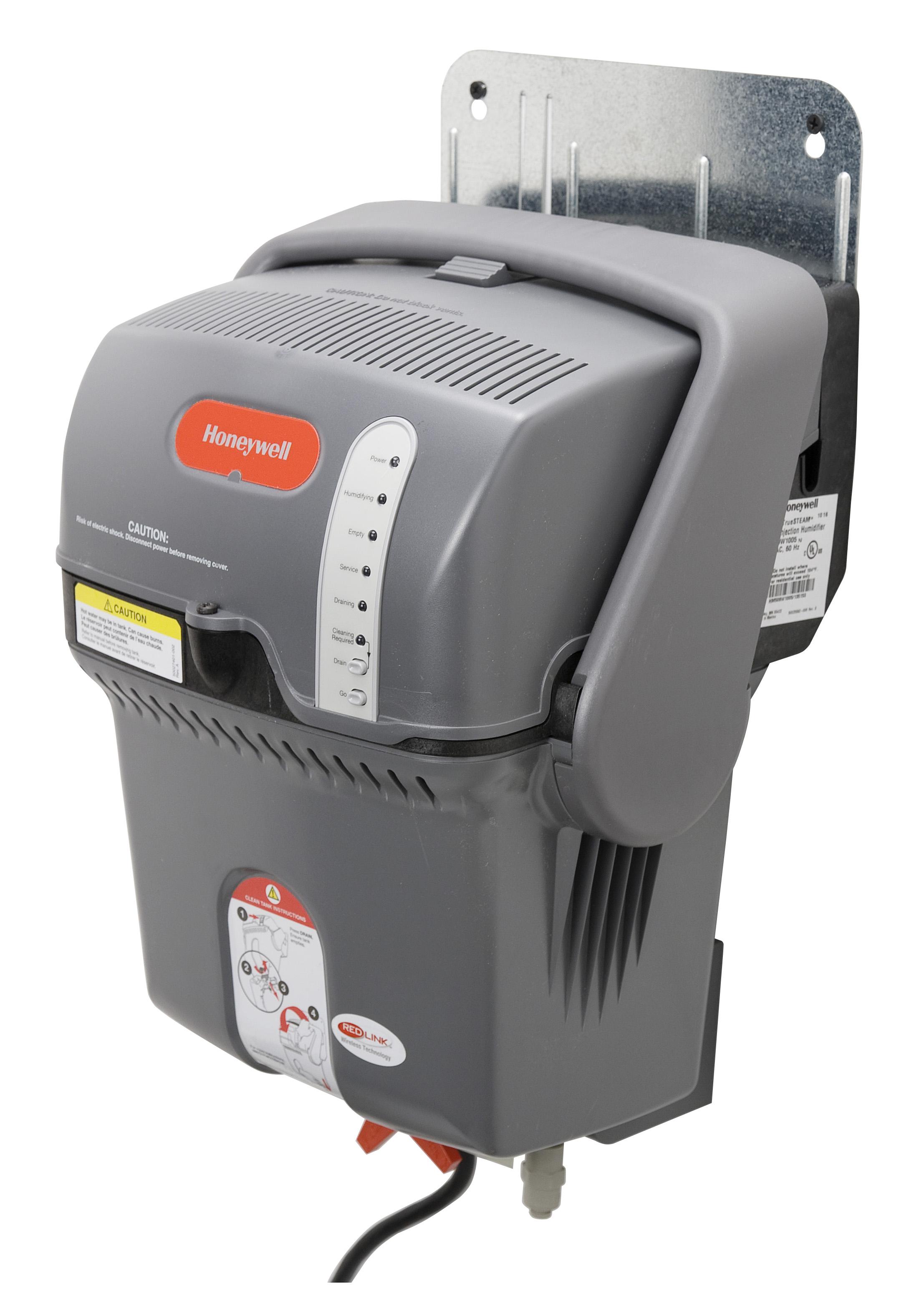 honeywell hm506a2000 instructions_brochures 6 gpd truesteam humidifier with  digital control