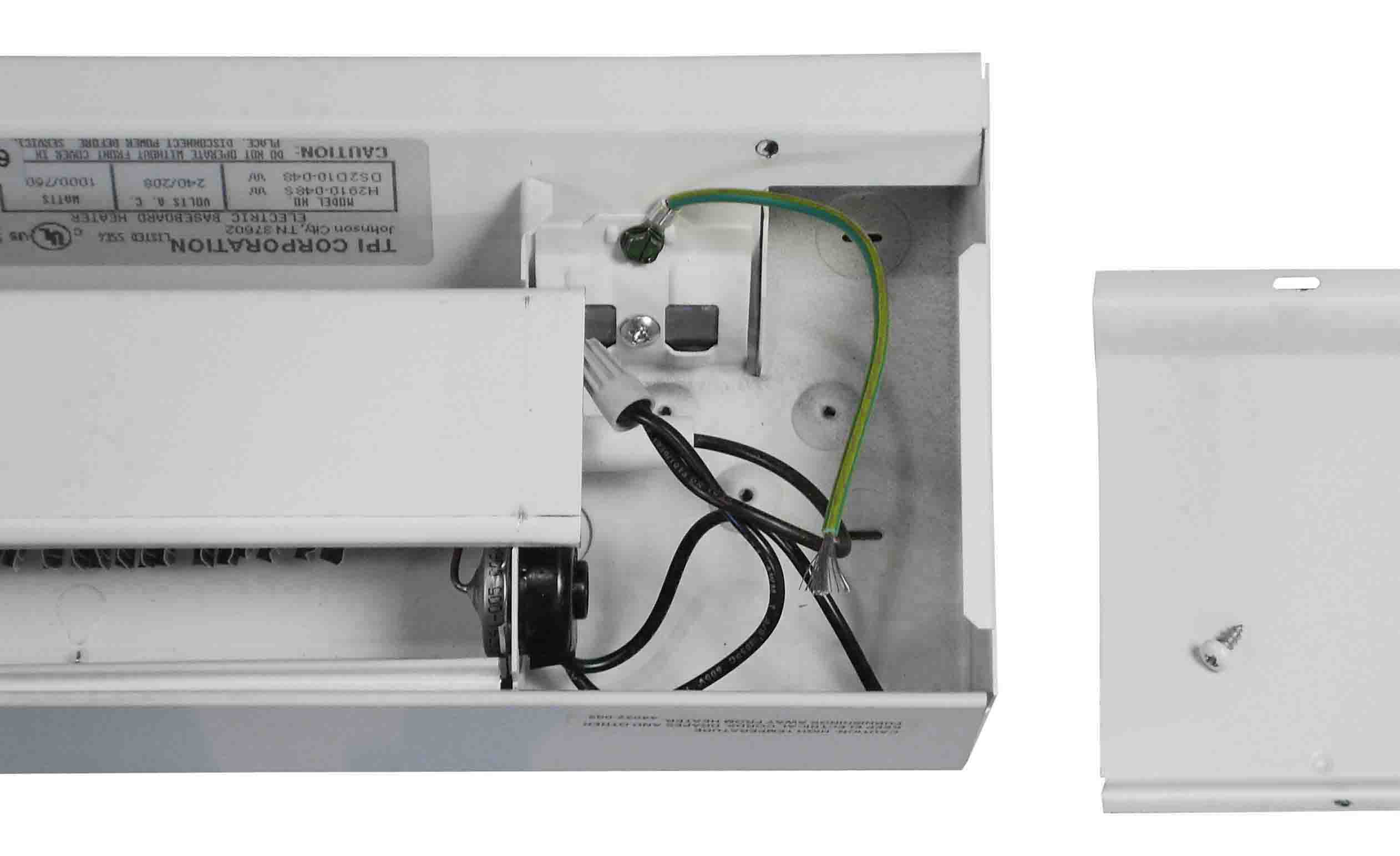 Thermostat Wiring For Electric Baseboard Heater