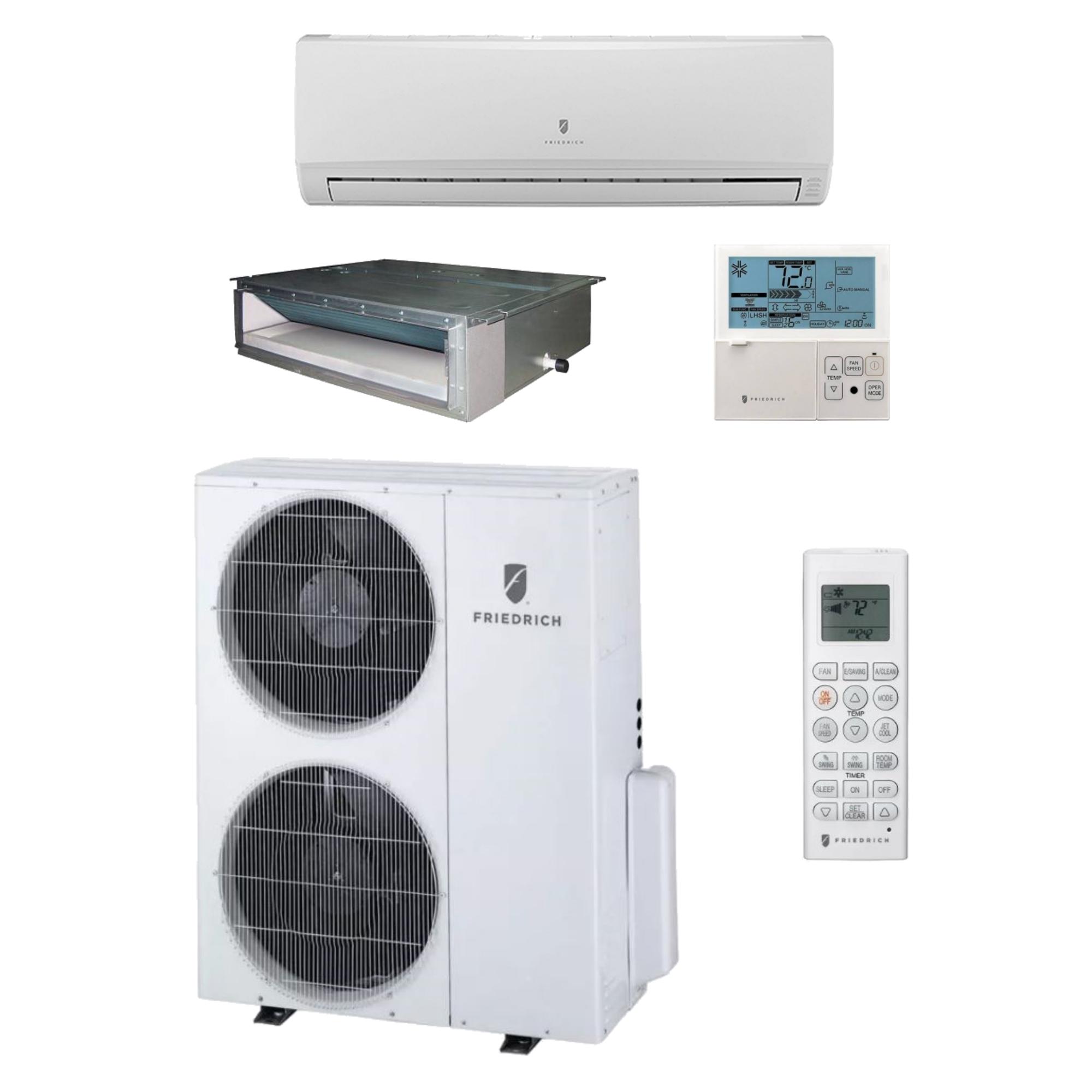 Pioneer Ductless Mini Split Air Conditioner Heat Pump